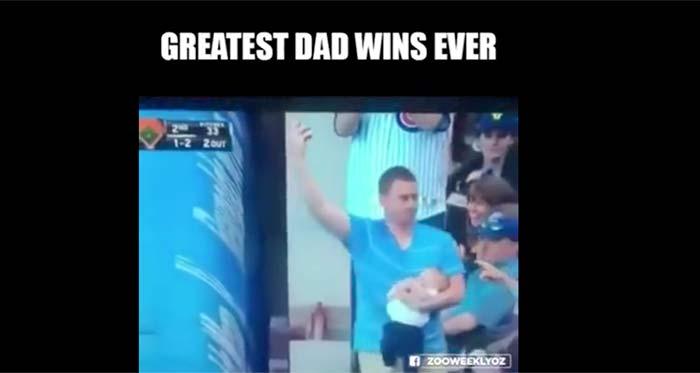 Esos pequeños momentos que convierten a un padre en superhéroe