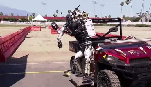 Caídas de robots