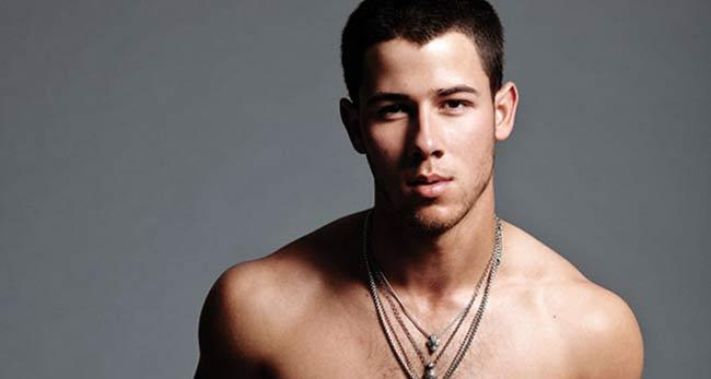 Las fotos más sexys de Nick Jonas