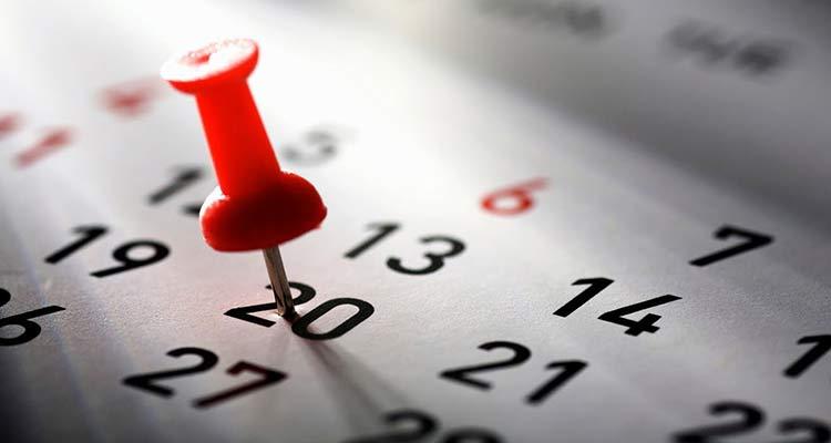 Así es el calendario laboral para 2016. ¡Apunta los días libres!