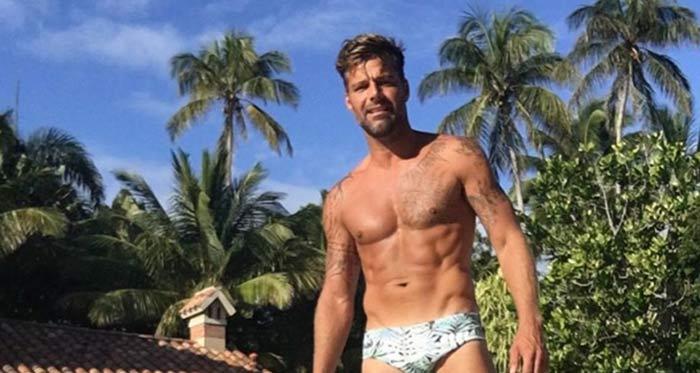Las fotos más sexys de Ricky Martin