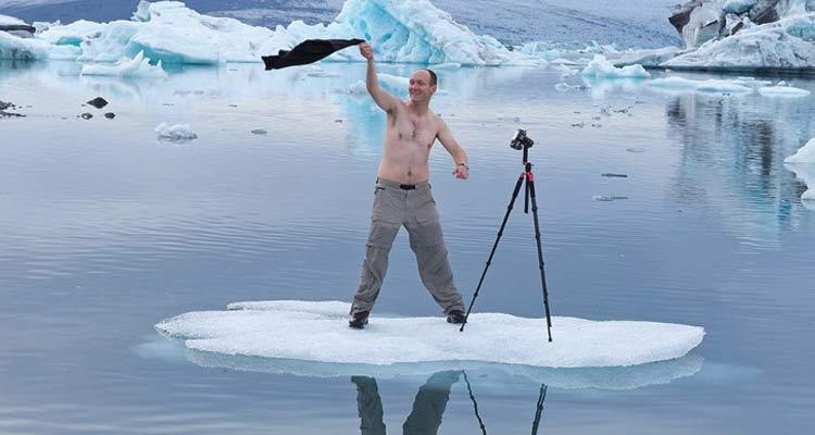 20 Fotógrafos que están dispuestos a todo por la toma perfecta