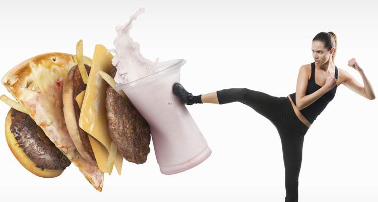 Dieta para perder peso de forma saludable (Semana 2)