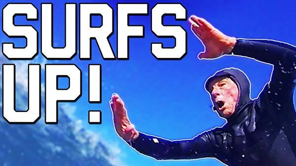 Fails de surfeo