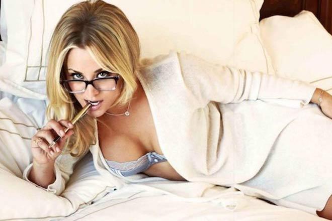 Las fotos más sexys de Kaley Cuoco