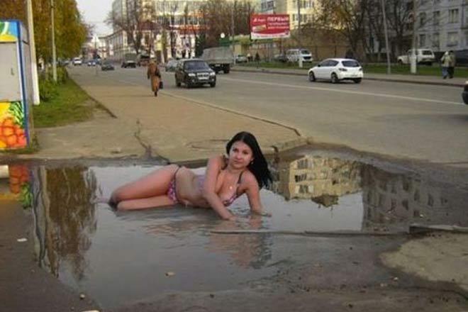 Las rusas con peores fotos de perfil en sus redes sociales