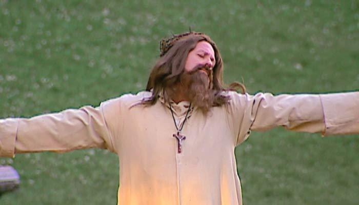 Disfruta de los mejores milagros de Jesucristo en esta divertida cámara oculta