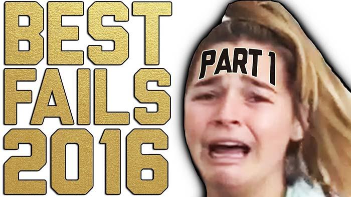 Best fails 2016