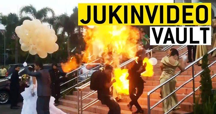 Jukin Video Wedding Fails