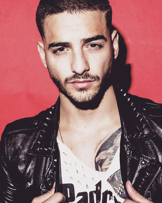 Maluma hot