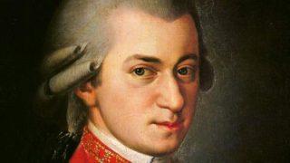 Mozart sí se llamaba Amadeus
