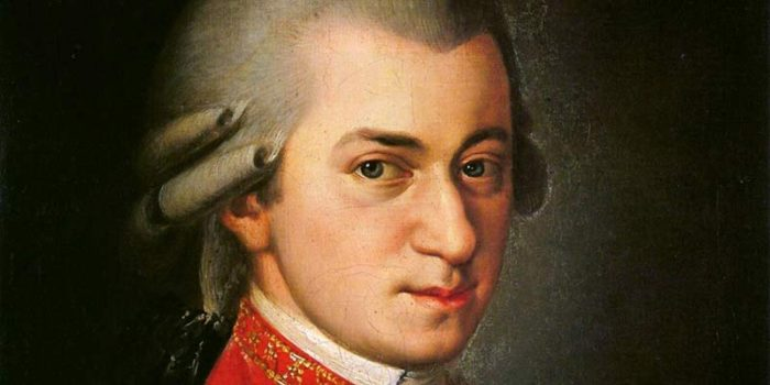 Mozart SÍ se llamaba realmente Amadeus