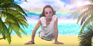 Aless Gibaja debutó en el mundo de la música con 'Sexy Summer'