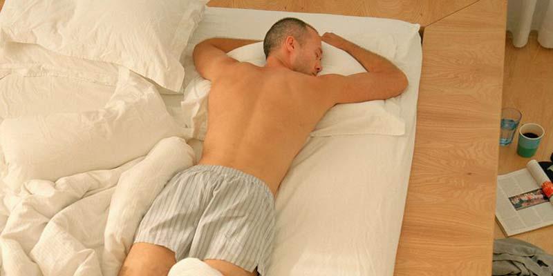 Dormir con calzoncillos puede ser perjudicial para la salud