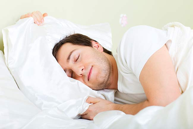 Dormir en calzoncillos