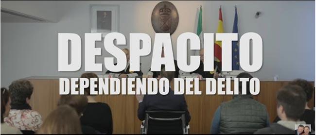 Despacito de Los Morancos