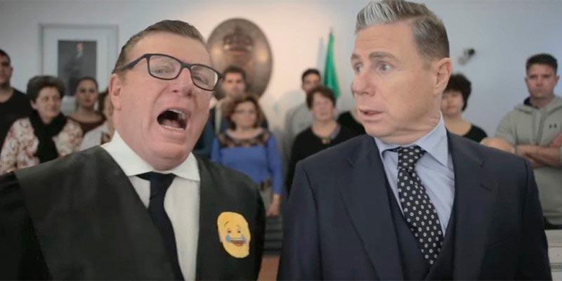 Los Morancos parodian el éxito 'Despacito' para criticar a Urdangarín y a la justicia española