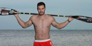 Las fotos más sexys de Saúl Craviotto, deportista olímpico y policía nacional