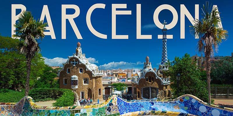 Barcelona en slow-motion