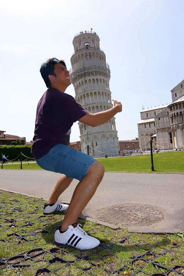 Foto de Pisa indescriptible