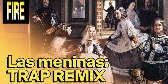 Velázquez nos cuenta la historia de Las Meninas a ritmo de trap