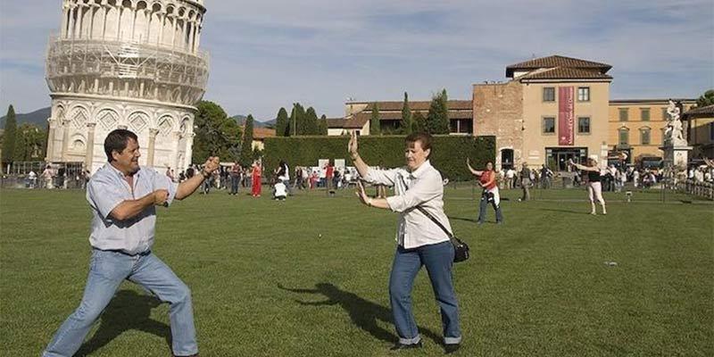 Memes Torre Pisa