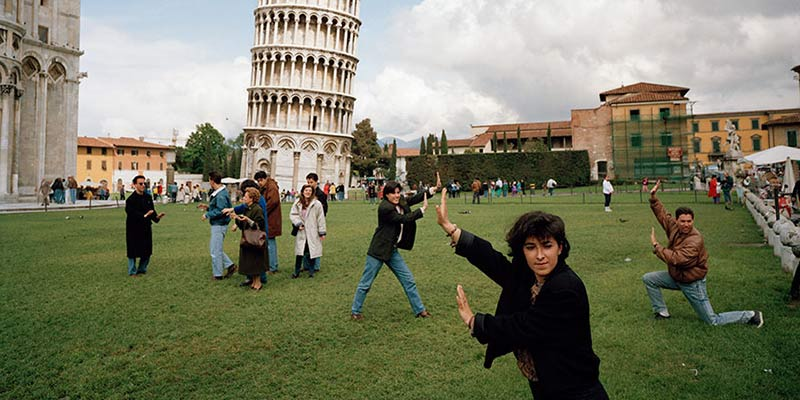 Los memes más disparatados sobre la Torre de Pisa