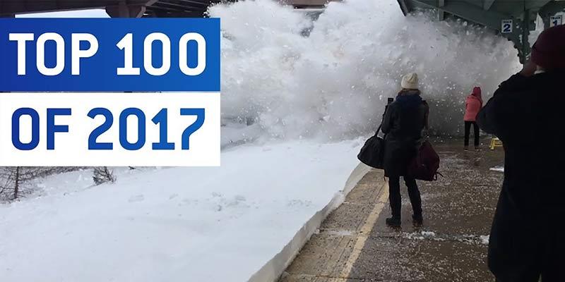Los 100 vídeos virales de 2017 para el equipo de JukinVideo