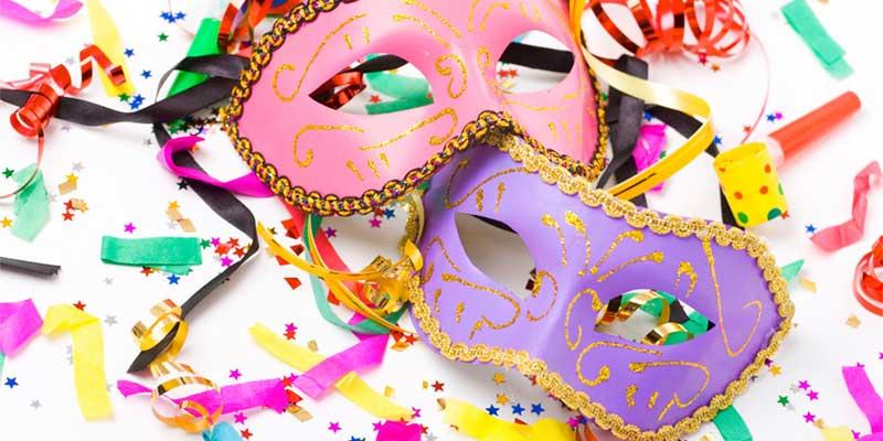 Los disfraces más divertidos para este Carnaval. ¡No te los pierdas!
