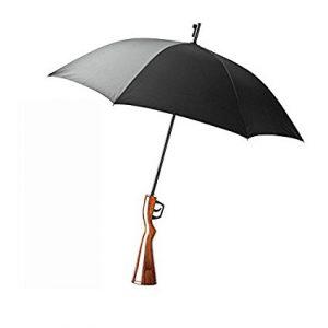 regalo paraguas rifle