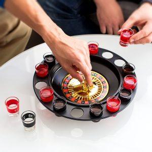 ruleta de chupitos regalos para amigos