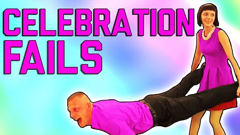 Celebraciones fracasadas