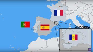Fronteras raras en España