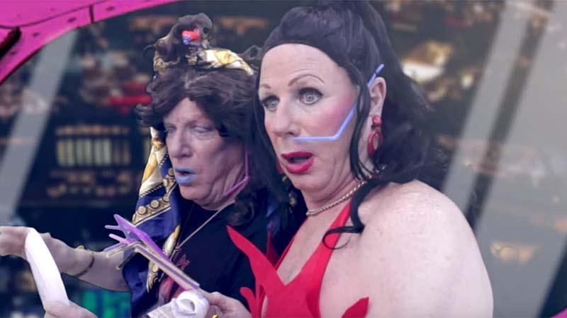 Los Morancos parodian a Rosalía
