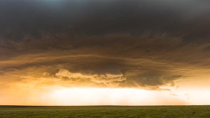 Time-lapse de tormentas