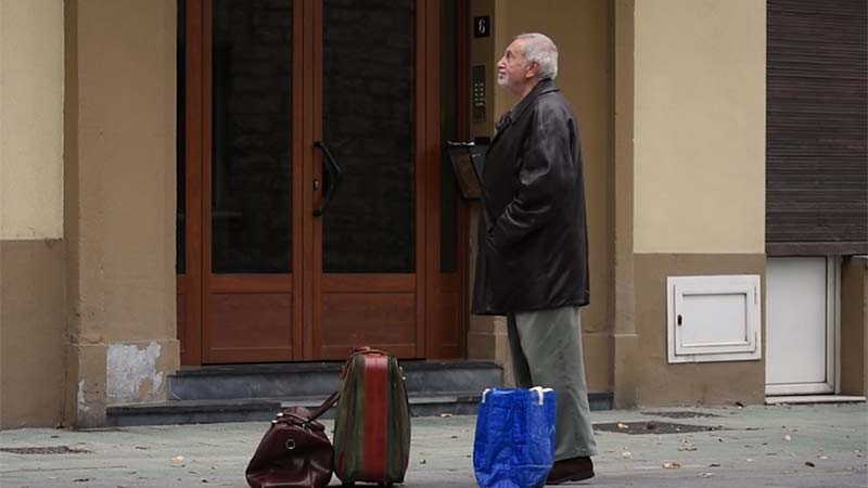 Vídeo viral de los abuelos