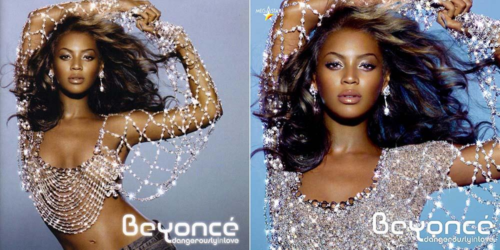 Beyoncé censurada