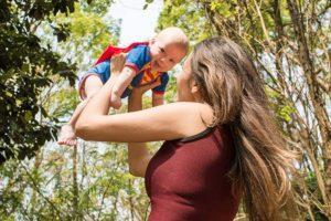 Madres en un ambiente de trabajo tóxico