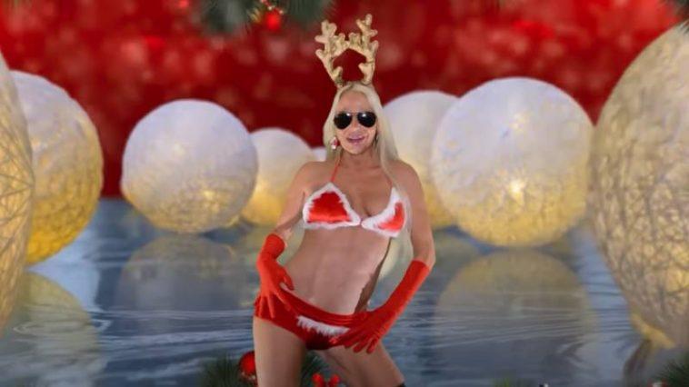 Canción navideña de Leticia Sabater