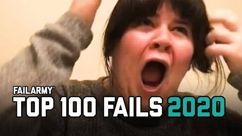 Top 100 fails 2020