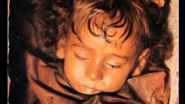 La momia más bella del mundo